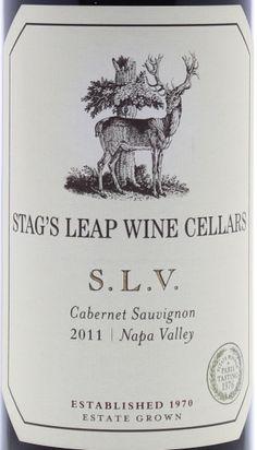 2011 Stag's Leap Wine Cellars Cabernet Sauvignon S.L.V.