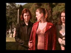 """""""Full of Grace"""" from Becoming part 2 is the quintessential BtVS song to me.  I may be so very done with Bangel, but every time I hear this song, I remember how I felt at the end of all the pain of that episode, watching Buffy walk away from everyone who loved her.    """"If all of the strength and all of the courage  Come and lift me from this place  I know I could love you much better than this.""""    Video - Heartbreaking Moments of Buffy The Vampire Slayer ( Full Of Grace- Sarah Mclachlan))"""