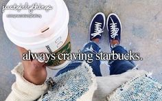 just girly things. An official white girl!