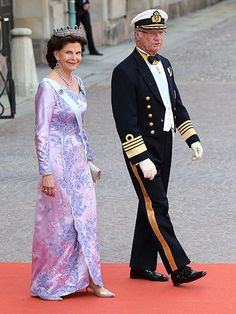 Introducing Princess Sofia! The Best Photos from the Swedish Royal Wedding | Queen Silvia and King Carl XVI Gustaf |