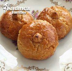 How to Make Şekerpare Recipe with Semolina - Tatlı Tarifleri muffin vegan muffin recipe muffin Muffin Recipes, Cookie Recipes, Wie Macht Man, Fresh Fruits And Vegetables, Iftar, No Bake Desserts, Kids Meals, Baked Goods, Tapas