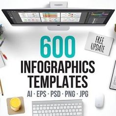 #Infographic #templates bundle https://crmrkt.com/a6yj9 nfographic bundle contains best sellers sets of infographic elements. For editing you can use Adobe Illustrator or Adobe Photoshop. Also each infographic is presented in PNG format with a transparent background, with no text or icons, for a quick use in PowerPoint presentations.