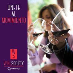 ¿Qué estás esperando para formar parte de nuestro #movimiento? #Wine #Exclusivo #WineLovers #Vino #Vinoteca #Flights