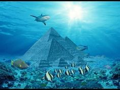 Huge Underwater Pyramid Discovered Near Portugal The pyramid was found in an area of the mid-Atlantic that has been underwater for about 20,000 years. Considering this is around the time of the last ice age where glaciation was melting from its peak 2000 years prior, whatever civilization, human or not, that was around before the ice age, could be responsible