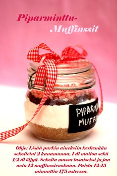 Christmas Treats, Handmade Christmas, Bff Gifts, Projects To Try, December, My Favorite Things, Easy, Cupcakes, Gift Ideas