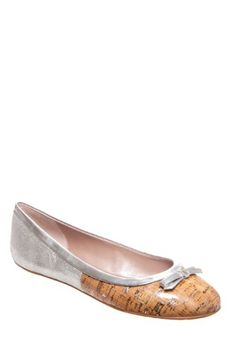 DKNY Women's Abby Slip-On - Natural/Silver #shoes #bags #dkny
