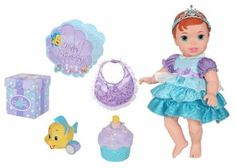 Baby Ariel Turns One Doll by Disney. $29.18