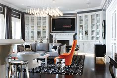 Living Room Design Ideas, Pictures, Remodels and Decor Dining Room Inspiration, Interior Inspiration, Parlor Room, Interior Styling, Interior Design, Living Room Interior, Living Rooms, Living Room Designs, Interior Architecture