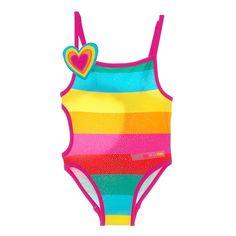 Agatha Ruiz de la Prada Rainbow Swimsuit