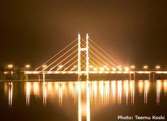 Heinola, Finland Travel Around The World, Around The Worlds, Golden Gate Bridge, Bridges, Scandinavian, City, Places, People, Pictures