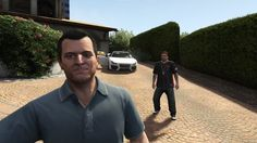 Gta, V Games, Grand Theft Auto, Polo Ralph Lauren, Street, Mens Tops, Los Angeles, Hilarious Pictures, Funny