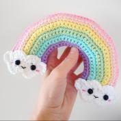 Little Rainbows amigurumi pattern - Amigurumipatterns.net