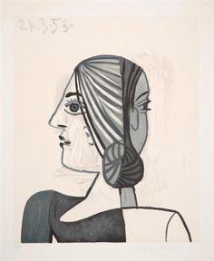 Pablo Picasso, Tete
