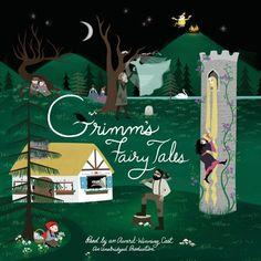 Grimm's Fairy Tales audiobook by Brothers Grimm - Rakuten Kobo Original Fairy Tales, Wilhelm Grimm, Rumpelstiltskin, Brothers Grimm, Grimm Fairy Tales, Jackson Pollock, Pin Up Art, The Elf, Famous Artists