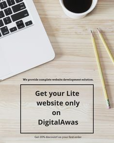 Get complete Website Development services with digitalawas! Portfolio Design, Mein Portfolio, Evernote, Way To Make Money, Make Money Online, Business Tips, Online Business, Content Marketing, Digital Marketing