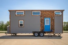 Name: Wind River Tiny Homes Size: 192 square feet for standard models (customization available)  Cost: $49,000-$63,000 (25,000-$70,000+ for customized builds)
