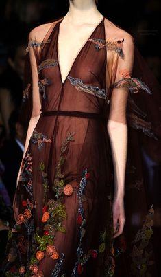 Paris Fall 2014 - Valentino (Details)
