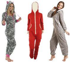 abba656ea7 Fun Adult Onesie Pajamas from Funzee