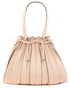 We are currently lusting after Lupo Barcelona's pretty in pink shoulder bag in super supple leather.  Reminds us of a gorgeous fondant fancy.  £355  Available at http://www.myviolethill.com/Lupo/