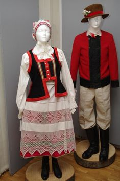 Kurpie Folk Clothing, Memes, Poland, All Things, Dancing, Costumes, Embroidery, Folklore, Couples