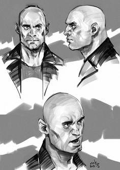 Borislav Mitkov - Illustration/Concept Art