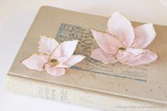 gilded flowers by stellaireblog, via Flickr