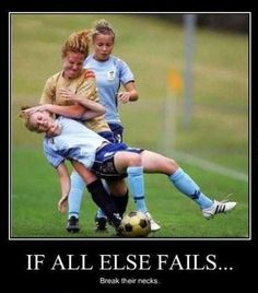 Girls sports :) deadly