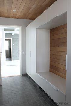Home White Home: Suunnittelukohteeni: Kalkkimaalia ja kimallusta