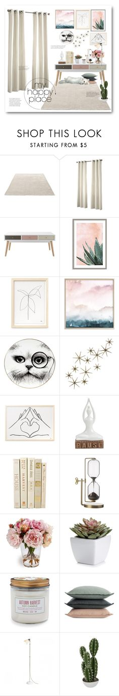 """my happy place"" by paintmytears ❤ liked on Polyvore featuring interior, interiors, interior design, home, home decor, interior decorating, &Tradition, Art Addiction, Rory Dobner and Global Views"