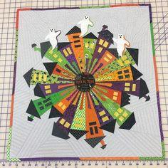Dresden Neighborhood Quilt Pattern