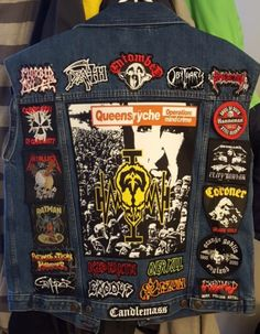 Battle Jacket's Blog — FROM this is amazing