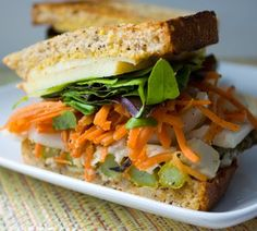 Veggie Stack Sandwiches! What's Your Inspiration?