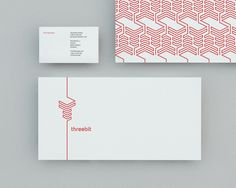 Threebit by Denis Lelic, via Behance