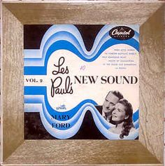 Les Paul With Mary Ford* - Les Paul's New Sound Vol. 2 (Vinyl, LP, Album) at Discogs