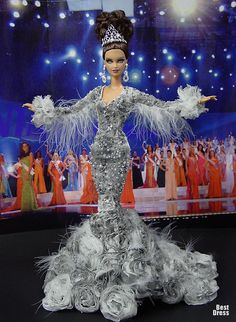 Ninimomo's Barbie. Россия. 2009/2010