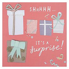 Buy Hotchpotch Presents Birthday Card Online at johnlewis.com
