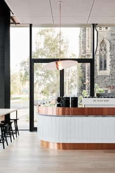 This is not: A boring coffee shop. This is: An exciting new local for Box Hill…