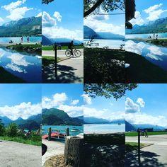 Week-end détente. 🌞 Four Square, Trail, Lake Annecy