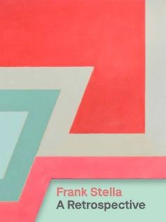 Frank Stella: A Retrospective - This landmark catalogue presents a retrospective study of Frank Stella (b. 1936), one of the most important figures in 20th-century American art. Showcasing works from all of his major series, the book surveys the full sweep of Stella's career, from his artistic beginnings in high school and college to today. The book's spectacular plate section comprises more than 100 works, including paintings, sculptures, reliefs, and works on paper.