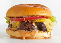 Fire up the grill for 14 of the tastiest burgers and sliders around