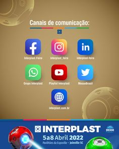 Facebook, Instagram, Fair Grounds, Social Networks, Tecnologia