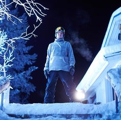 From riding halfpipe in the Olympics to hitting huge backcountry jumps. From going big in the streets to having his own signature meal at McDonalds in Finland; Heikki Sorsa has accomplished more than most is his career. Check out his full part now on www.twsnow.com from the @eeroettala documentary Ender. @mexifin Photo: @pasisalminen #twsnow