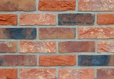 In many of the older London homes there are solid brick walls. As the name indicates, the walls are quite thick, and in some cases it will be roughly around 9 inches. Cement Color, Solid Brick, Tile Covers, Brick Texture, Tile Saw, Adhesive Tiles, Brick Tiles, Old Wall, Red Bricks