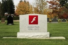 Adobe Flash, the world's most hated software, is finally dying. Technically, it's been on its way out for years, but today it received one of its final blo