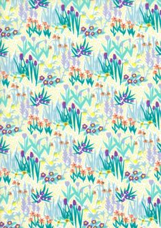 April Showers B Liberty Art Fabric   The Strawberry Thief @the_strawberry_thief