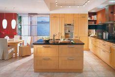 Modern Kitchen Islands Designs