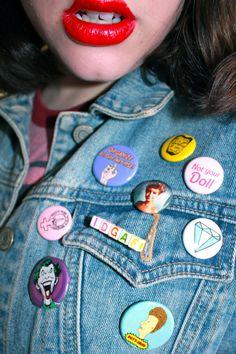 I use to wear many~ The 80's  ♣Soft Grunge/Vintage Blog♣♥