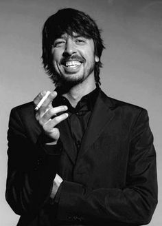 My love for Dave Grohl doubled when I read that the Foo Fighters won't do Glee.  Rock the hell on.