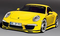New Porsche 911 (Porsche 991) by speedART :Porsche Tuning