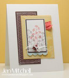 Love Jen's stitching!